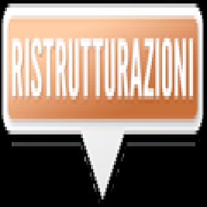ristrutturazioni