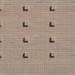 """Monofamiliare """"Lione"""", dettaglio muratura facciata laterale"""