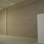 Dettaglio muratura magazzino