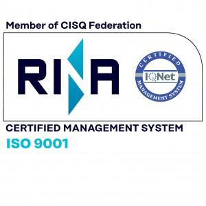 logo RINA 2019 quadrato